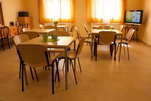 Restaurace v ubytování Apartmány REKO Kadaň