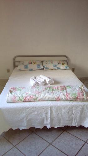 Posteľ alebo postele v izbe v ubytovaní Casa Vina Vida