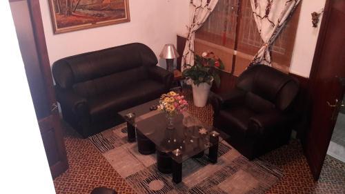 Zona de estar de Apartamento Las Marías