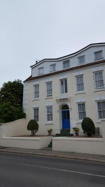 Franklyn Guesthouse in Saint Helier Jersey, Channel Islands, Channel Islands
