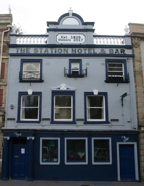 Station Hotel in Shrewsbury, Shropshire, England