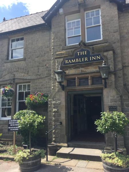 The Rambler Inn & Holiday Cottage in Edale, Derbyshire, England
