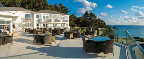 Biarritz Hotel in St Brelade, Channel Islands, Channel Islands