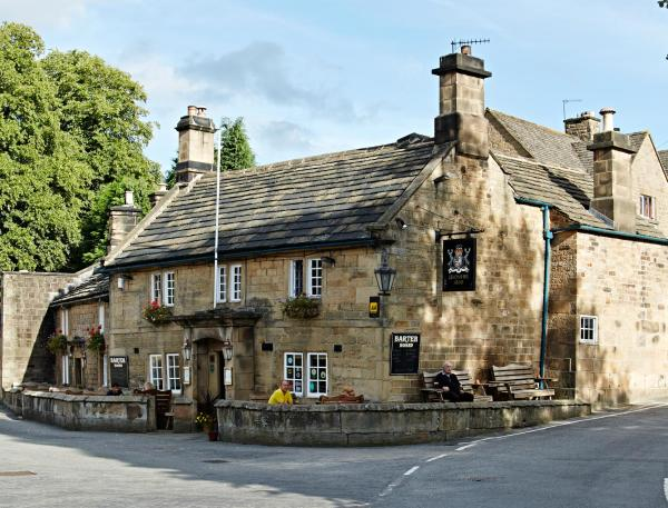 Devonshire Arms at Beeley in Beeley, Derbyshire, England