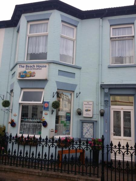 The Beach House in Great Yarmouth, Norfolk, England