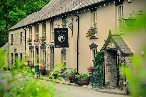 The Nags Head Inn in Abercych, Pembrokeshire, Wales