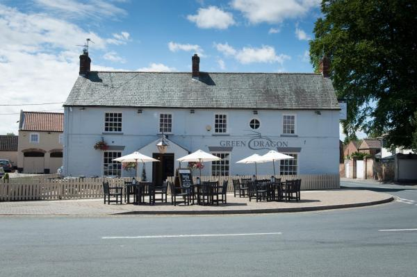 The Green Dragon by Marston's Inns in South Cave, East Riding of Yorkshire, England
