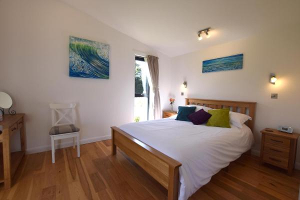The Gallery Lodges in Braunton, Devon, England