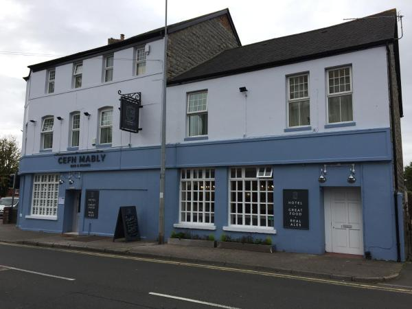 Cefn Mably Hotel in Penarth, Glamorgan, Wales