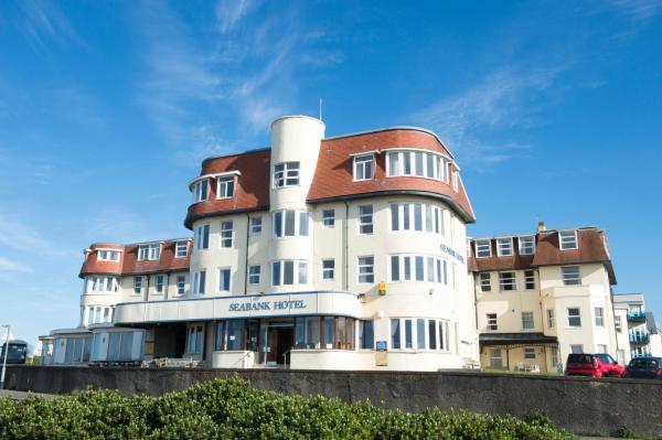 Seabank Hotel in Porthcawl, Bridgend, Wales