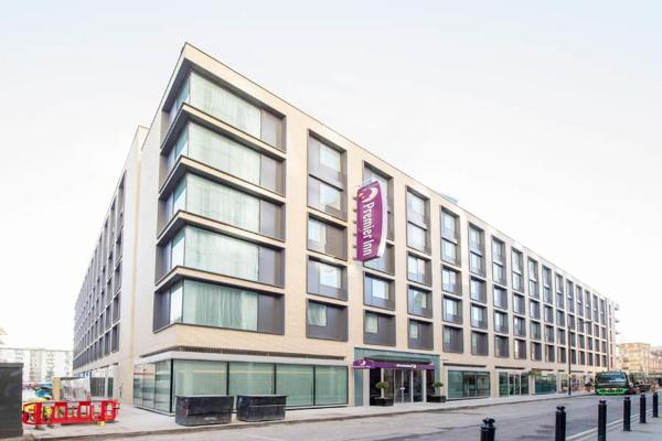 Premier Inn London City - Aldgate in London, Greater London, England