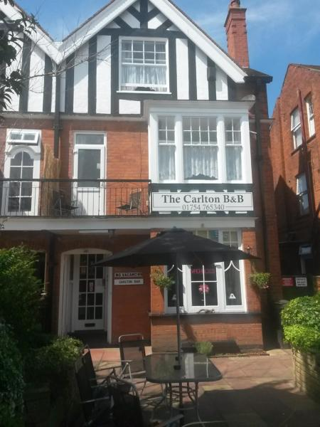 Carlton Hotel in Skegness, Lincolnshire, England