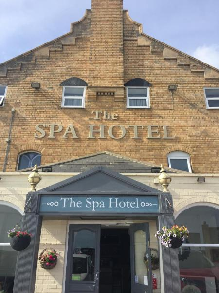 The Spa Hotel in Saltburn-by-the-Sea, Cleveland, England