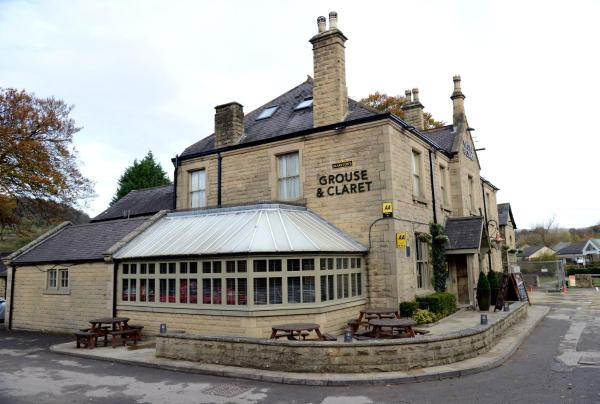 Grouse & Claret by Marston's Inns in Matlock, Derbyshire, England