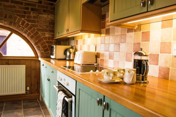 Lodge Barns in Fiskerton, Nottinghamshire, England