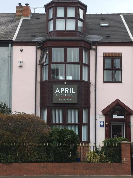 April Guesthouse in Sunderland, Tyne & Wear, England