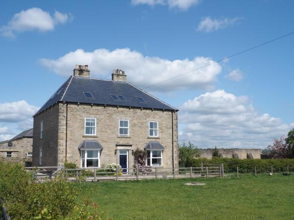 Middlemoor House B&B in Richmond, North Yorkshire, England