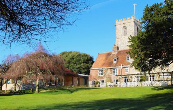 The Priory Hotel in Wareham, Dorset, England