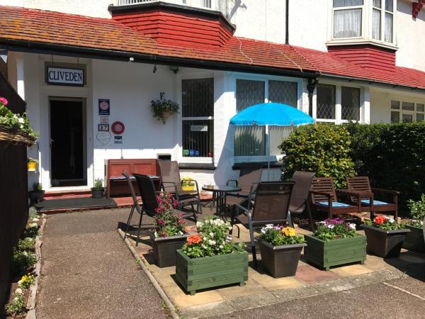 Cliveden Guest House in Paignton, Devon, England