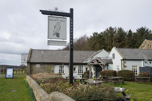 Innkeeper's Lodge Newcastle, Cramlington in Cramlington, Northumberland, England