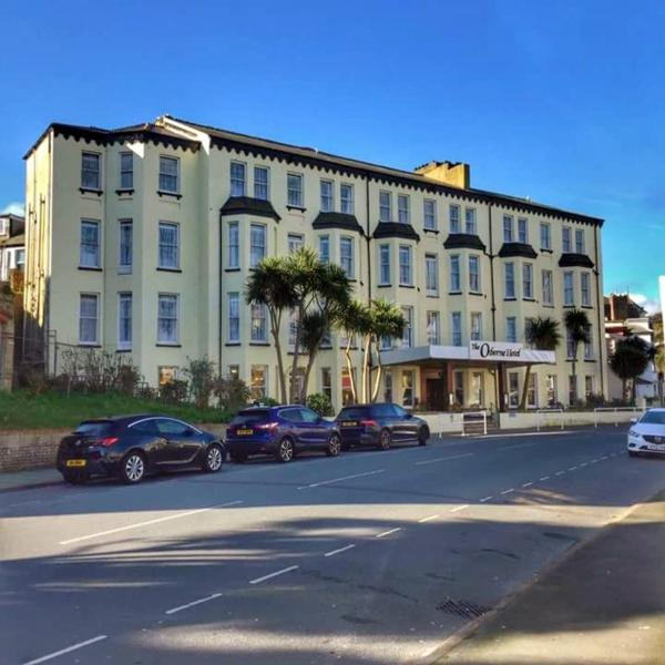 The Osborne Hotel in Ilfracombe, Devon, England