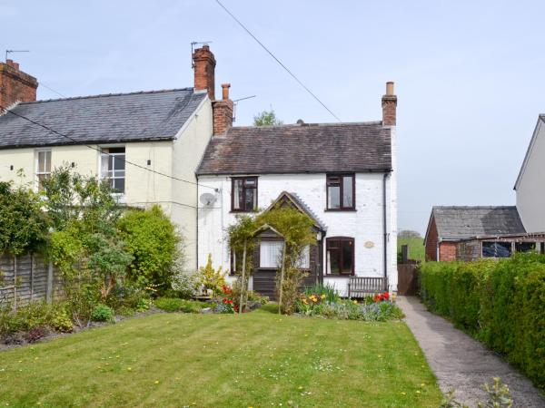 Honeysuckle Cottage in Minsterley, Shropshire, England