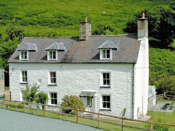 Cymmo in Glyn-Dyfrdwy, Denbighshire, Wales