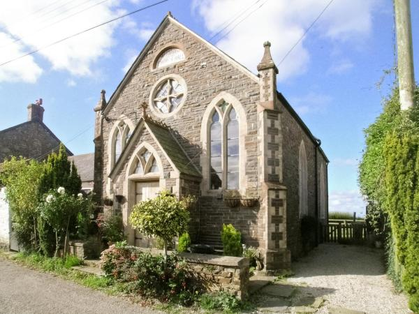 The Former Chapel in Ashwater, Devon, England