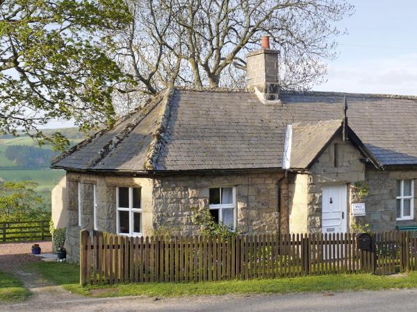 Pele Cottage in Rothbury, Northumberland, England