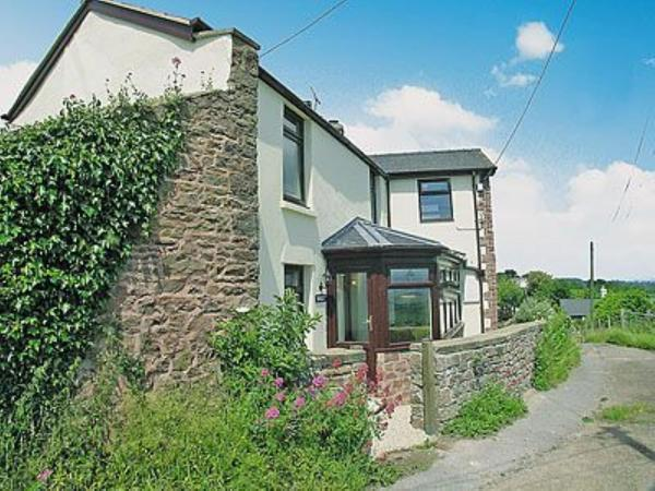 Vale View Cottage in Cinderford, Gloucestershire, England