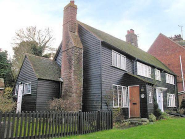 Pipewell Cottage in Winchelsea, East Sussex, England