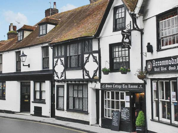 The Quarter House in Rye, East Sussex, England