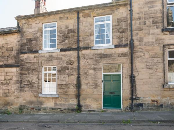 Victoria House in Alnwick, Northumberland, England