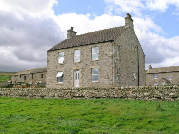 Whitlow Farm House in Alston, Cumbria, England