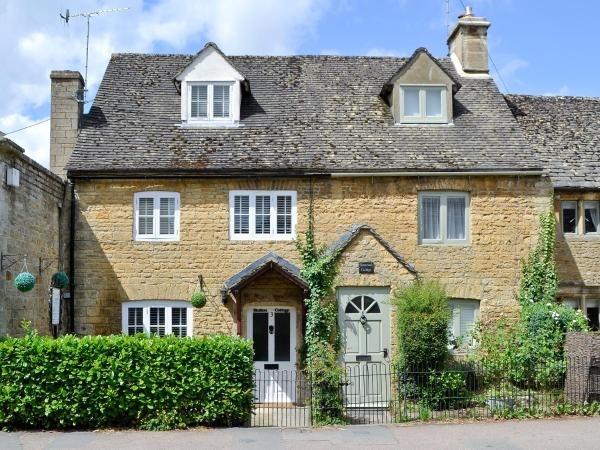 Station Cottage in Lower Slaughter, Gloucestershire, England