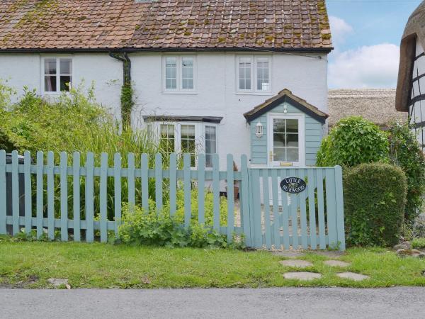 Little Burwood in Urchfont, Wiltshire, England
