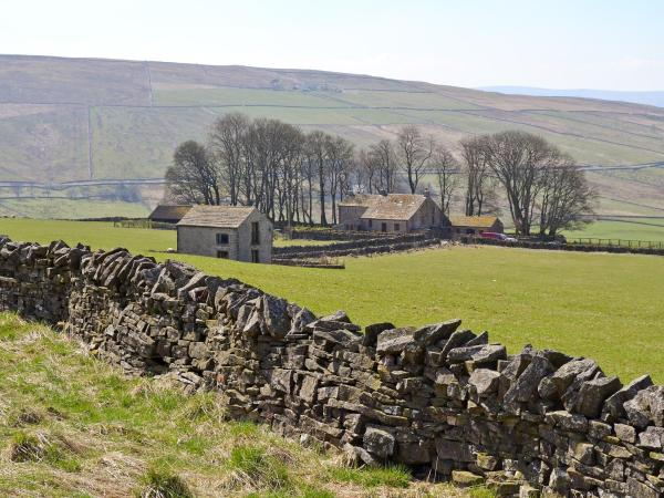 The Field Barn in Alston, Cumbria, England