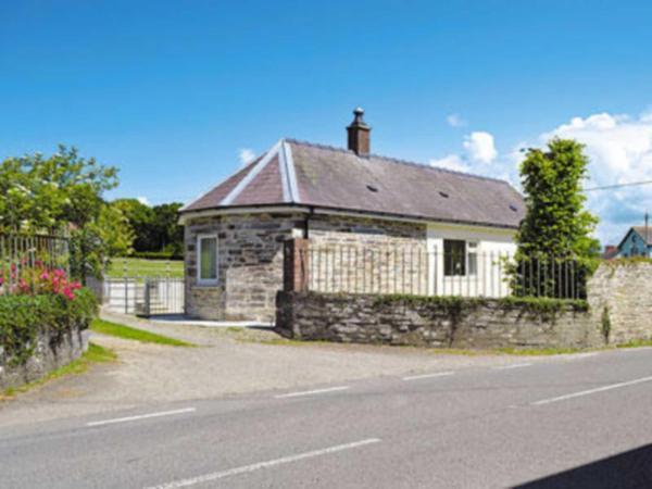 Pencraig Lodge in Llechryd, Ceredigion, Wales