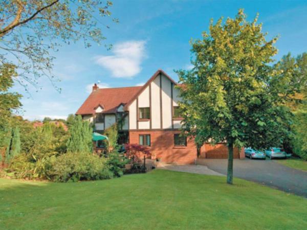 Birnam House in Alnwick, Northumberland, England