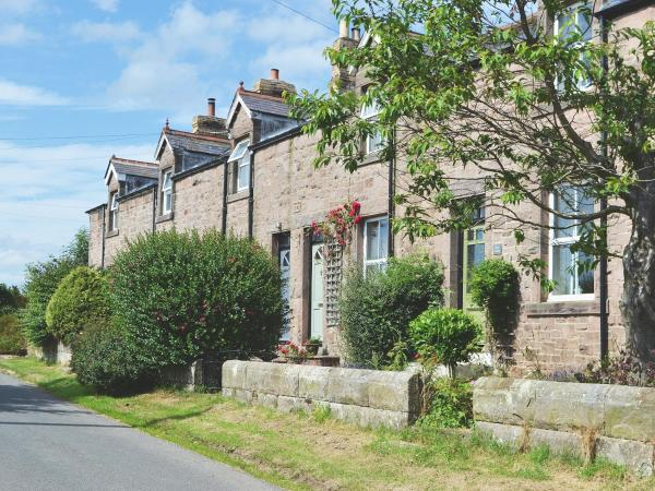 Dotty Cottage in Chathill, Northumberland, England