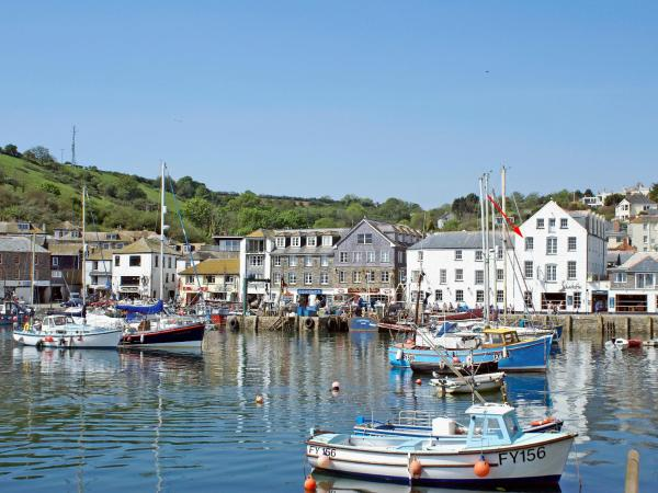 Harbourside Apartment in Mevagissey, Cornwall, England