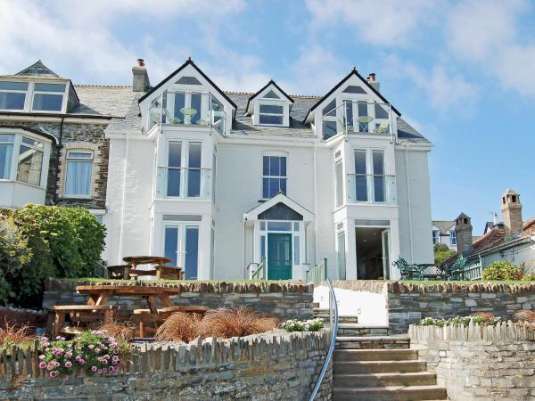 Apartment 4 The Halcyon in Port Isaac, Cornwall, England
