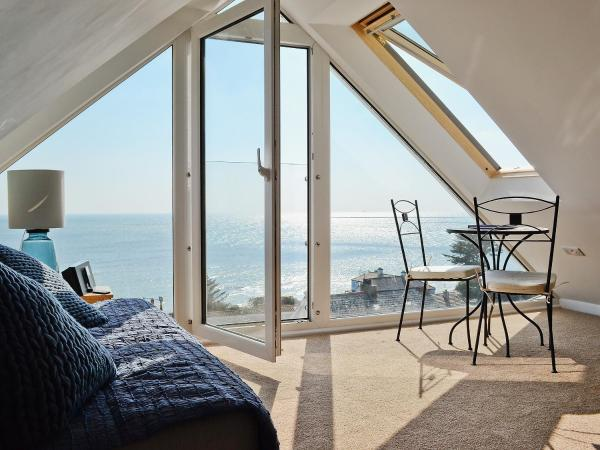The Loft in Morval, Cornwall, England