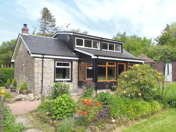 Stonylea Cottage in Cumbernauld, North Lanarkshire, Scotland