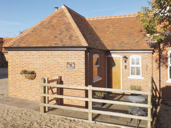 Walnut Cottage in Takeley, Essex, England