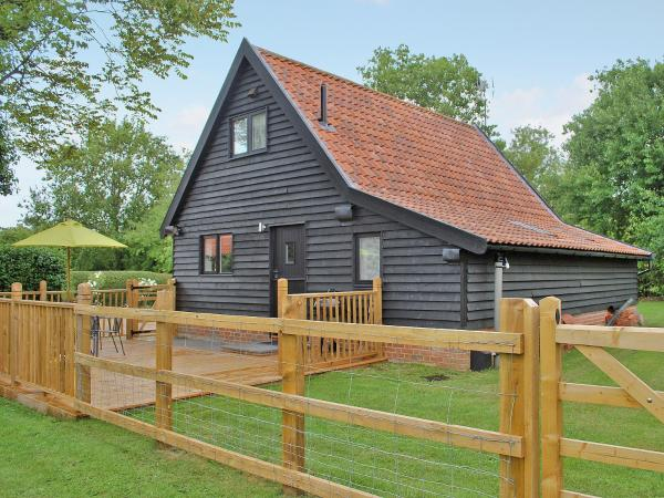 Venns Farm Cart Lodge in Witnesham, Suffolk, England