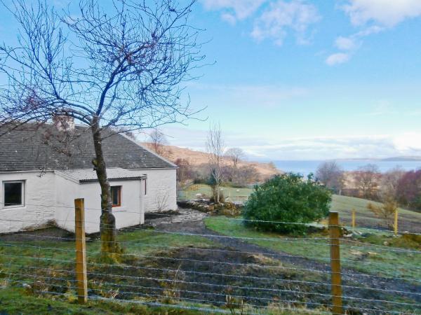 Rose Cottage in Gortenfern, Highland, Scotland