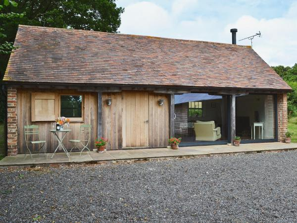 The Cart Lodge in Hellingly, East Sussex, England