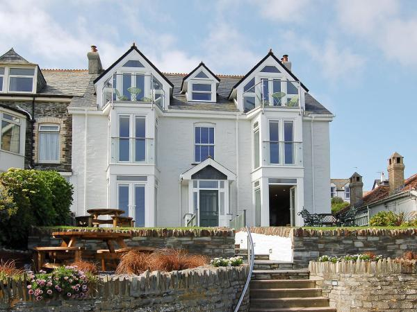 Apartment 2 The Halcyon in Port Isaac, Cornwall, England