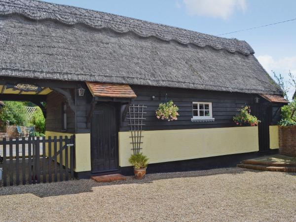 Lake House Cottage in Finchingfield, Essex, England